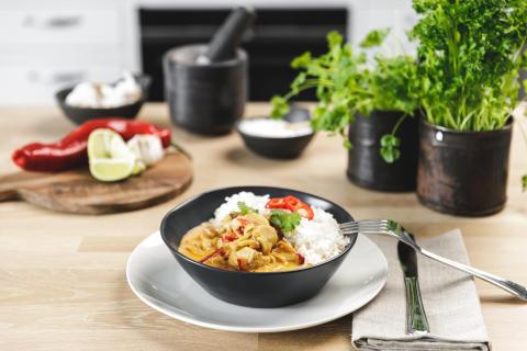 City Gross är första livsmedelskedjan med hemkörd färdigmat som beställs på nätet