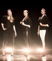Karin, Sara och Liv-Ellen