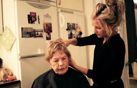 Sandra Wik, Cut and Drive
