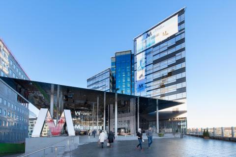 Mall of Scandinavia återtar förstaplatsen när stockholmarna utser regionens favoritcentrum