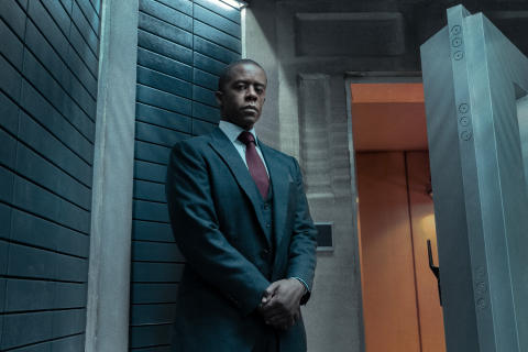 The Rook - Adrian Lester