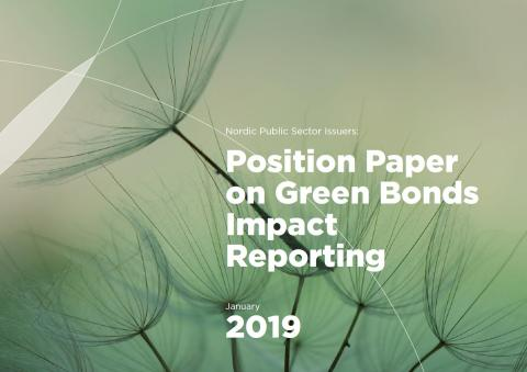 Nordic issuers update their green bonds impact reporting guide