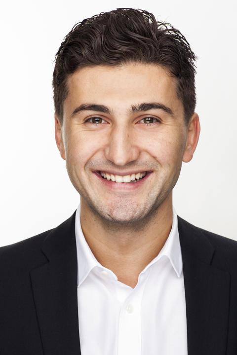 Semir Jasarevic är ny regions-VD för Castras verksamheter i Stockholm och norra Sverige