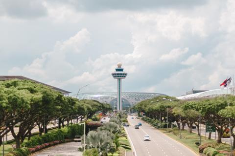 Launch of new 'Changi Stopovers in Singapore' programme