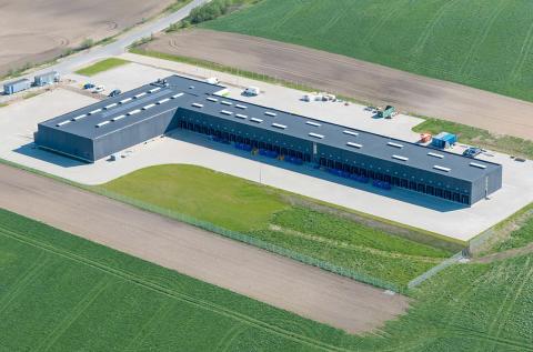 GLS åbner sit første depot i Horsens