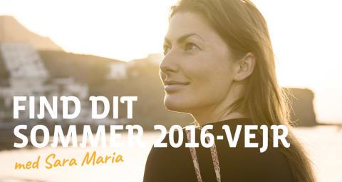 Apollo præsenterer: Vejret hos Apollo med Sara Maria Franch-Mærkedahl