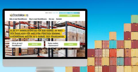 StockMovers - Webbplats
