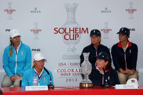 Eurosport säkrar rättigheter till Solheim Cup och Ladies European Tour