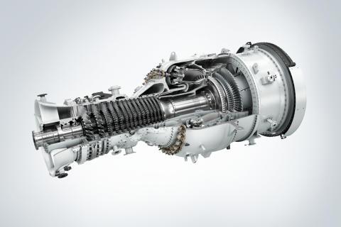 Gasturbiner har stor potential i framtidens balanskraft