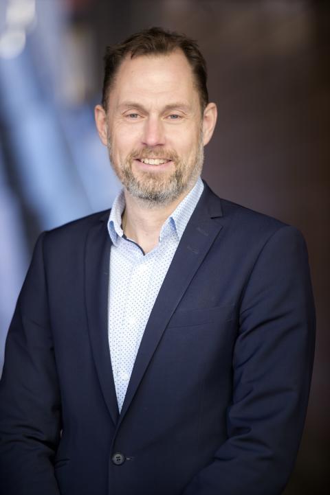 Magnus Hedlund, VD, Accountor Sverige