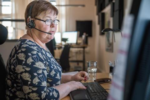 Invånarna ger 1177 Vårdguiden i Västerbotten toppbetyg