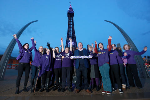 Stroke Association's Life After Stroke Service continues to support stroke survivors in Blackpool