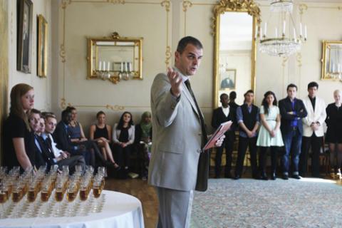 Högtidlig diplomering av ambassadörer
