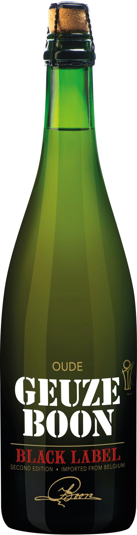 Geuze Black Label Second Edition - Bottle
