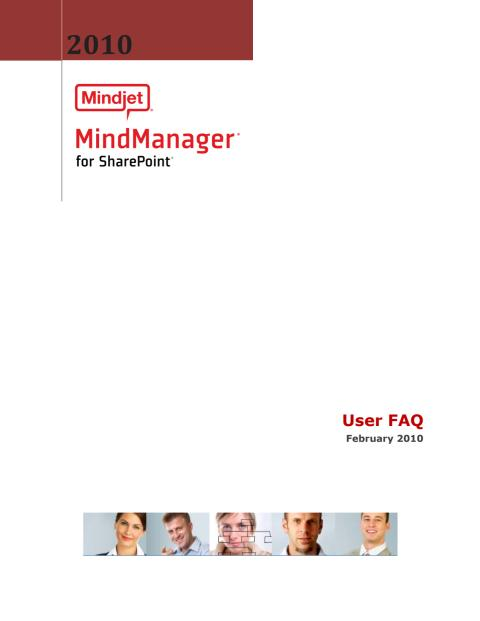 FAQ - MindManager for SharePoint