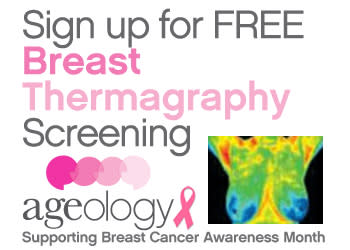 Ageology Offers Free Thermography Breast Cancer Screenings