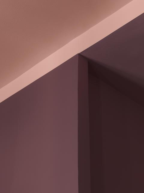 Alcro målat tak