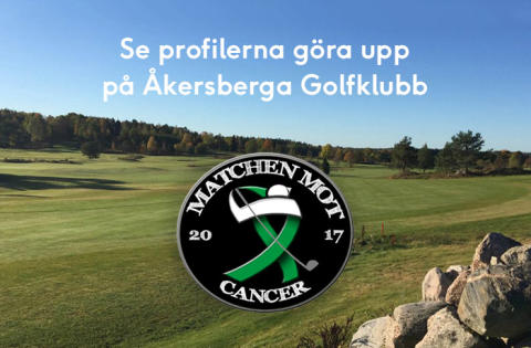 Live it i Matchen mot cancer