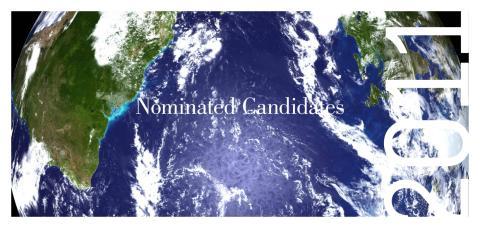 Folder Nominated Candidates 2011