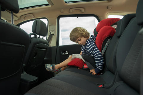 Booster seat ban: Everything you need to know