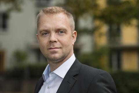Marcus Tärnåsen, chef fastighetsutveckling, HSB Stockholm
