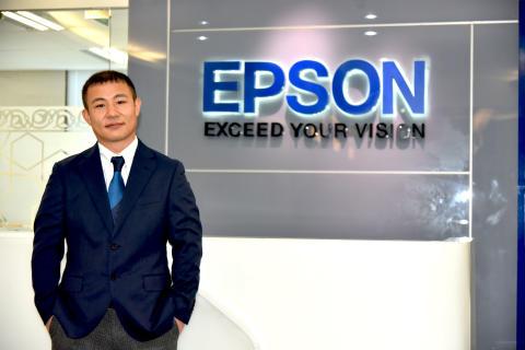 Epson Perkenalkan Managing Director Barunya dalam Acara Buka Puasa Bersama Media