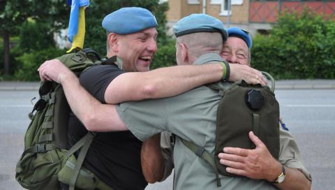 Veteraner firar 30-årsjubileum