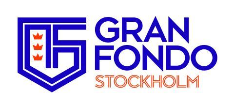 2 806 cyklister till premiären av Gran Fondo Stockholm