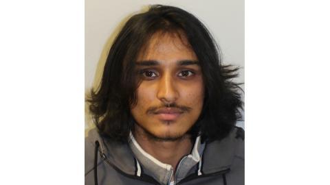 Sheraji custody image
