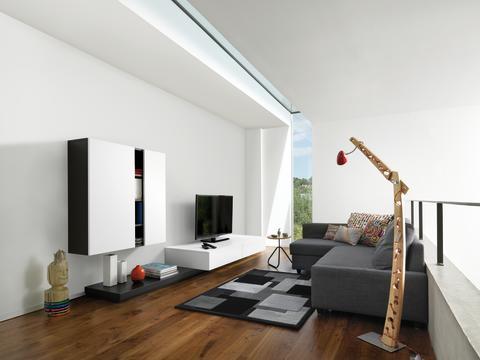 Schmidt living stue tv moebel reol system hvid stue inspirasjon philadelphie