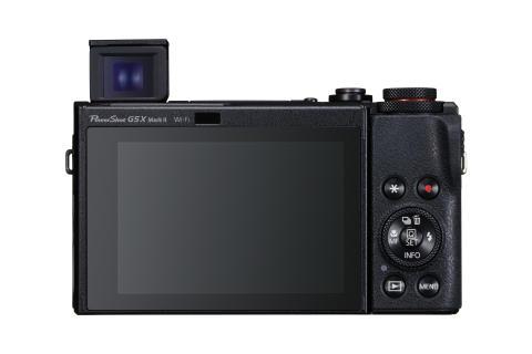 PowerShot G5 X Mark II BK BCK 02