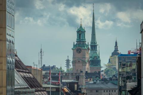 Kyrkovalet – experter vid Stockholms universitet