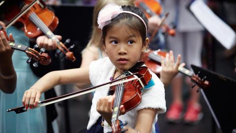 Nationaldagskonsert och uruppförande med Gävle Symfoniorkester