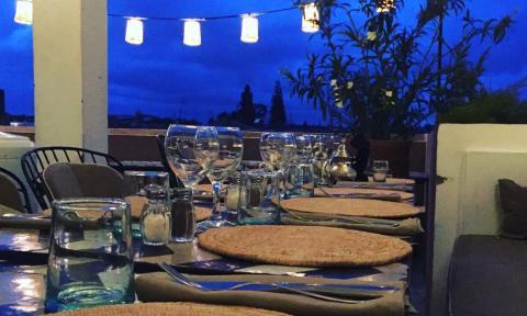 LIVING NOSADE: The 6 Best Cafés and Restaurants in Marrakesh