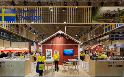 Efter succén - nu söker Jordbruksverket företag som vill delta vid Grüne Woche 2019