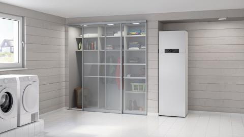 Smart hem med smart värmepump