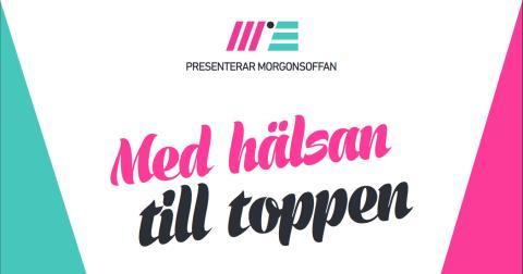 Morgonsoffan i Eskilstuna 16 november - Med hälsan till toppen