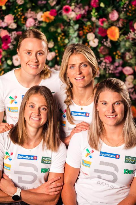 Skijentene støtter årets Rosa sløyfe-aksjon