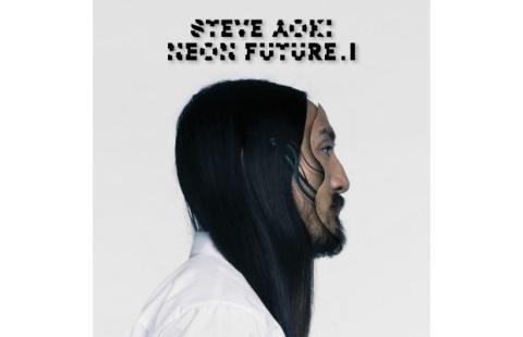 """DJ-stjärnan Steve Aoki släpper nya albumet """"Neon Future I"""" den 30:e september"""