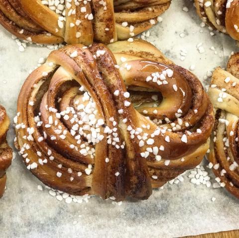 Bröd & Salt öppnar Pop up café i Designtorgets butik