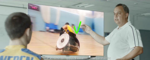 Samsung - Paralympics