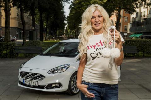 Ford gör reality-serie á la Hollywood