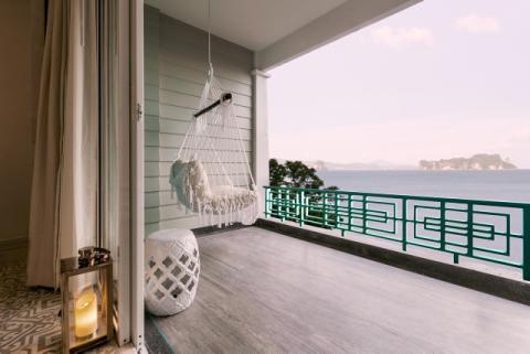 Cape Kudu Hotel Koh Yao Noin saarella. Havainnekuva.