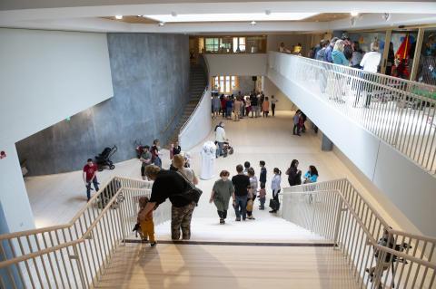 Navet på Värmlands Museum