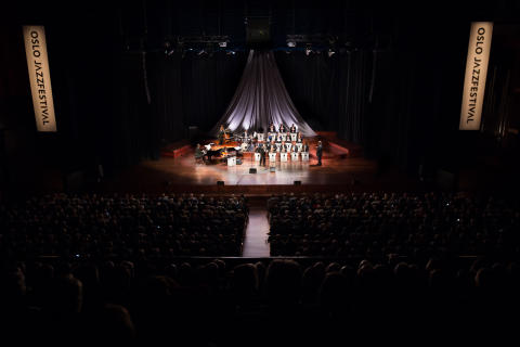 The Count Basie Orchestra, Oslo Jazzfestival