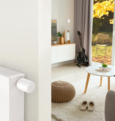 tado Smart Radiator Thermostat + Smart AC Control