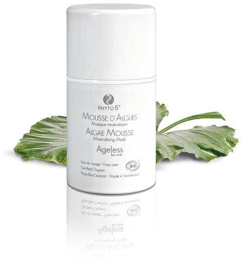 Ageless La Cure Algae Mousse Mineralizing Mask