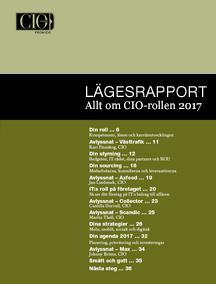 Nu är den här - CIO Lägesrapport 2017!