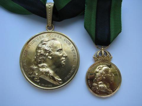 KSLA har utsett 2013 års pris- och belöningsmottagare
