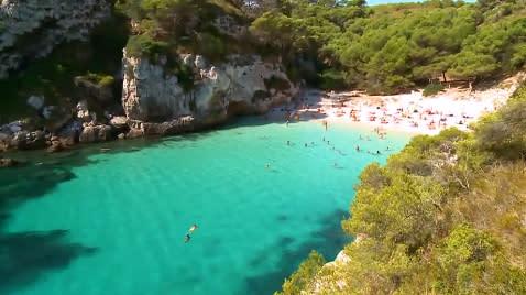 Nyhet sommaren 2012: Gröna Menorca gör comeback